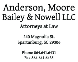 Anderson, Moore, Bailey & Nowell LLC