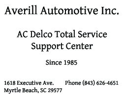 Averill Automotive Inc.