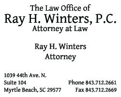 Ray H. Winters, P.C.